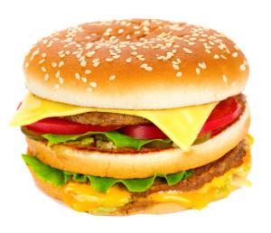 Suggestive Selling burger